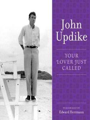 cover image of Your Lover Just Called